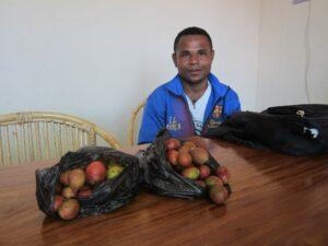 student Derek Papua