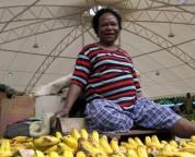Marktvrouw Papua
