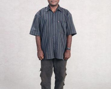 Demianus-Nawipa Papuan student