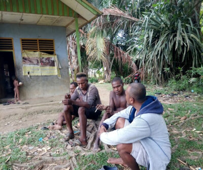 Edo Mote Kombai Papua
