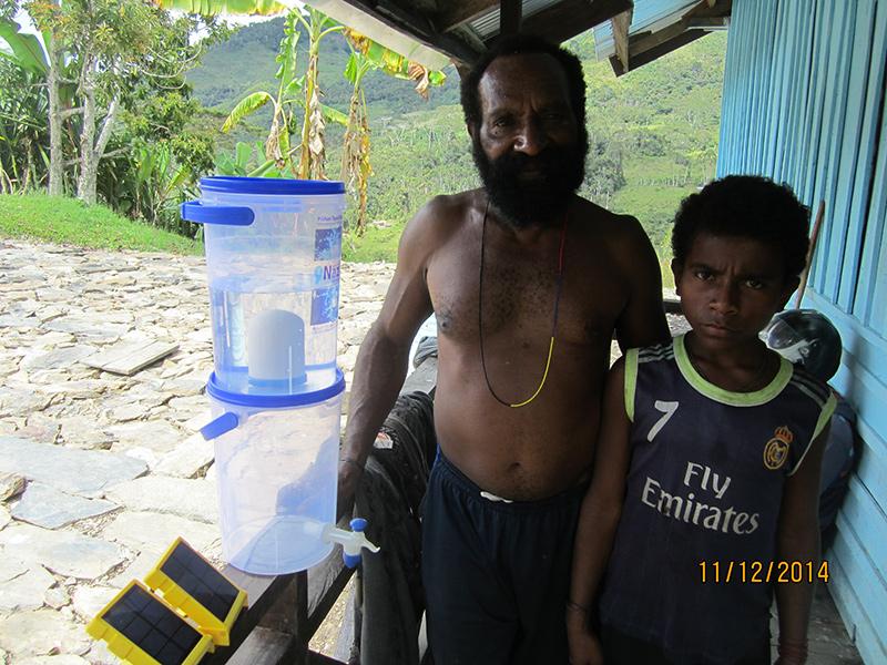 Epius Wenda Papua
