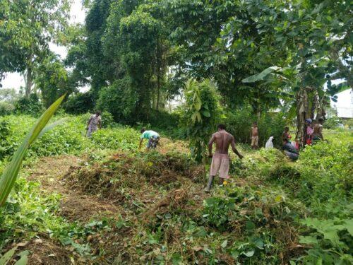 Fertilizer management training   Hapin