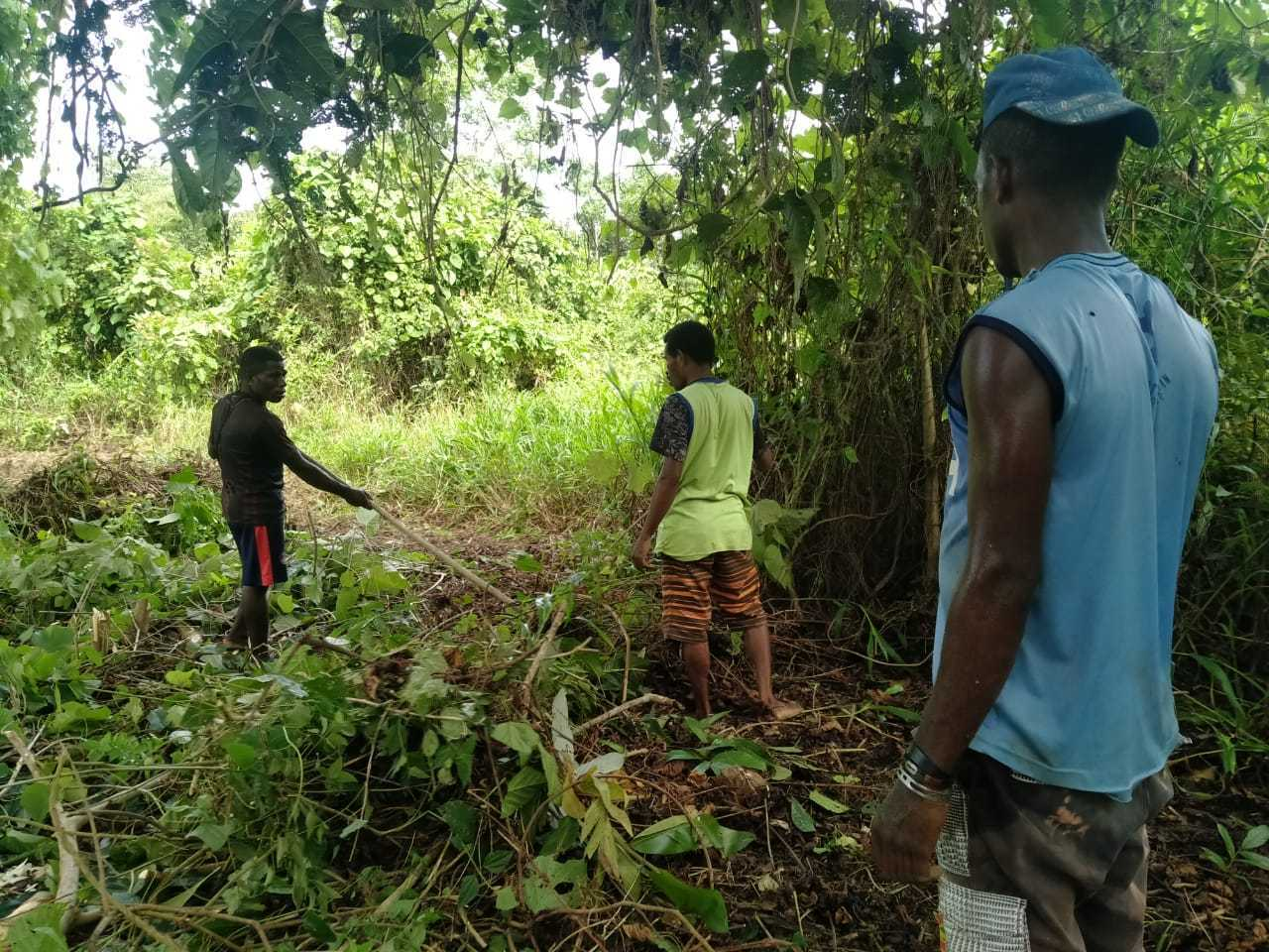 Fertilizer management training | Hapin