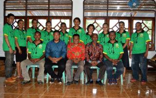 Import Numbay medical team papua
