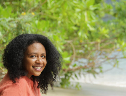 Introducing Irma Awoitauw: new consultant of Hapin in Papua