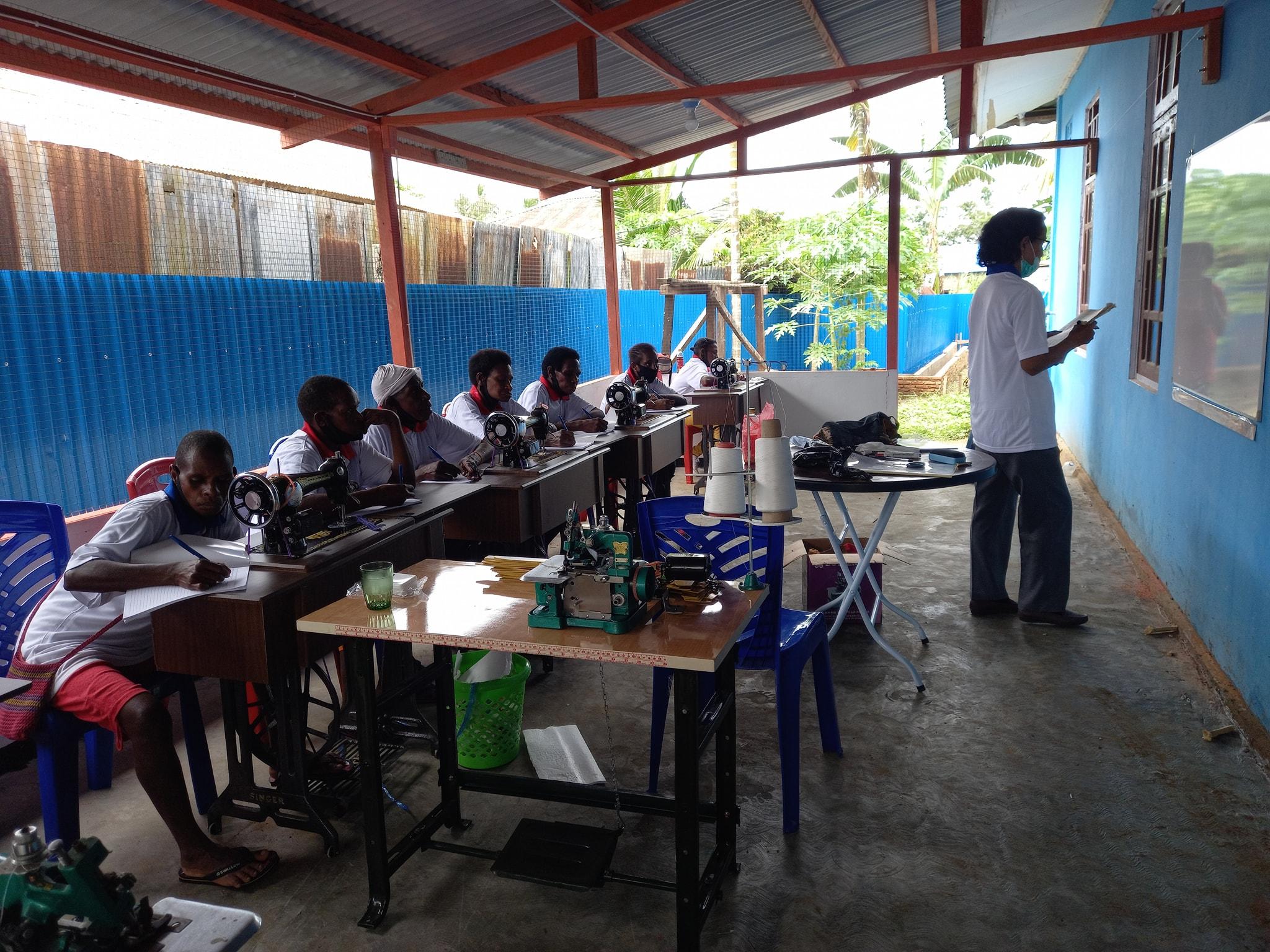 Sewing class | Hapin
