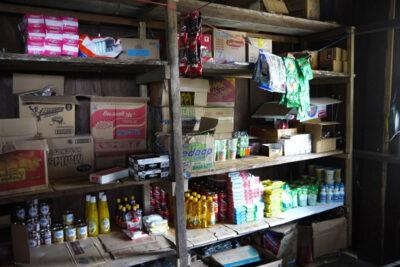 PATO-kiosk in Papua