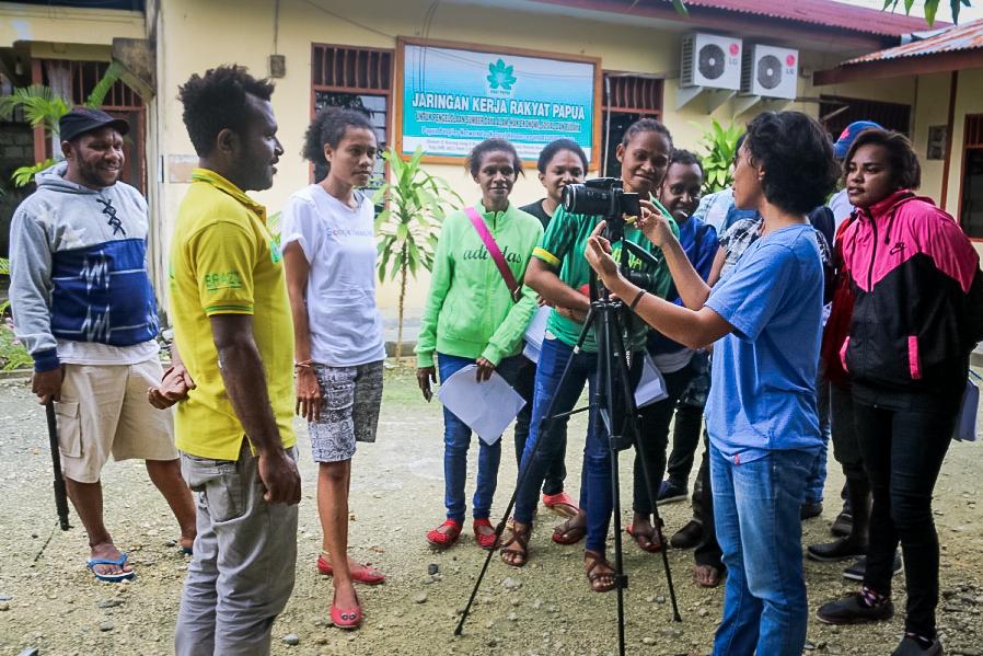 Papuan-Voices 2018