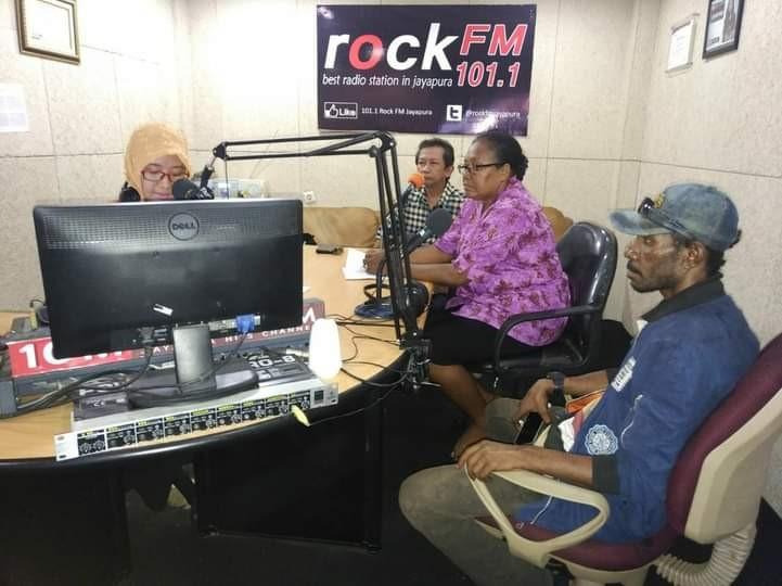 Radio broadcasting | Hapin project