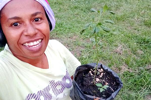 Welly Manufandu Papua