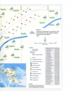 Baseline survey and communal mapping