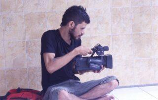 New camera Yosef Levi   Hapin
