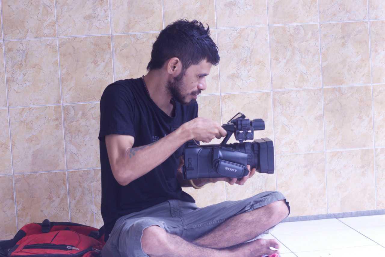 New camera Yosef Levi | Hapin