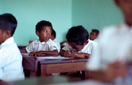 contextual learning Papua