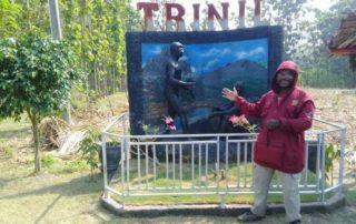 Demi Nawipa - geology student Papua