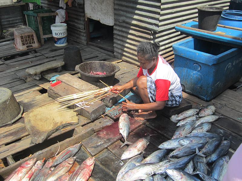 fishmongers papua