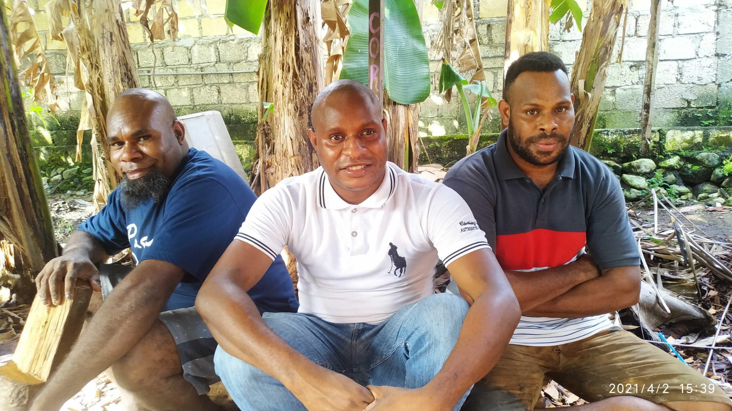 Gori, Gerad, Safer   Hapin scholarships