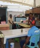 Mama Salomina receives microcredit