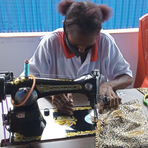sewingclass Merauke papua