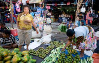 Marketwoman Papua